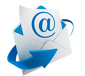 email icon - فرم تماس